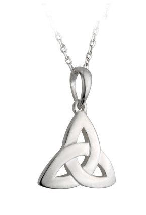 2. Trinity Knot Pendant