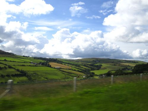 Come to think of it, the drive wasn't bad either :)